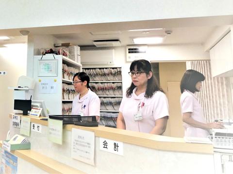 大阪市旭区の井上整形外科 初来院時の診療の流れ